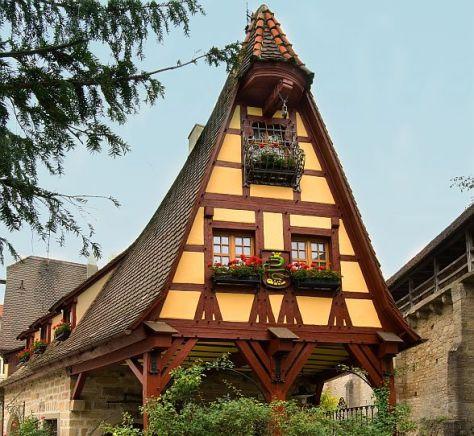 Gerlach Schmiede, Rothenburg ob der Tauber