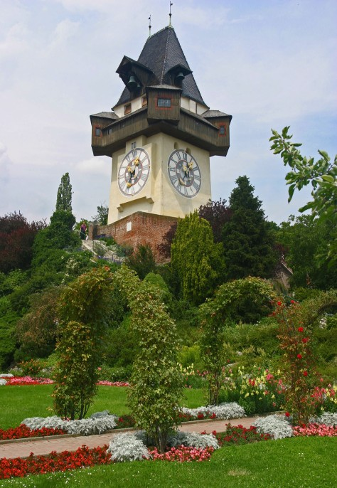 Graz_clock_tower